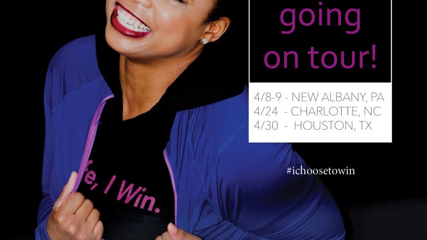 April 2016 Tour: PA, NC, TX Here We Come!