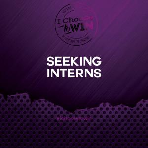 Seeking 2 College Interns: Fall 2017