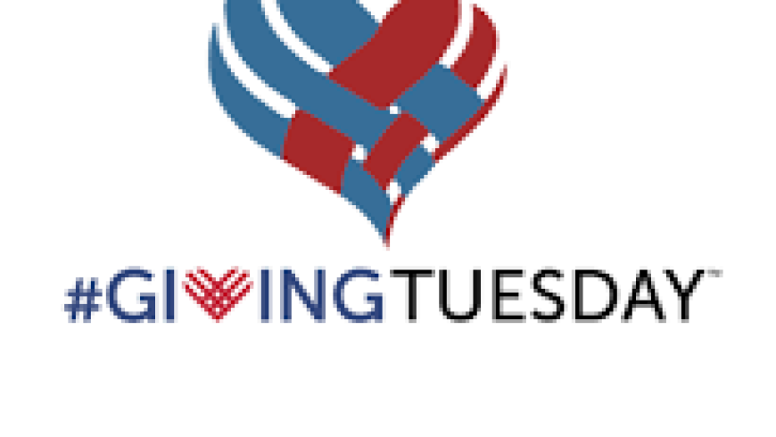 Giving Tuesday: November 28th 2017