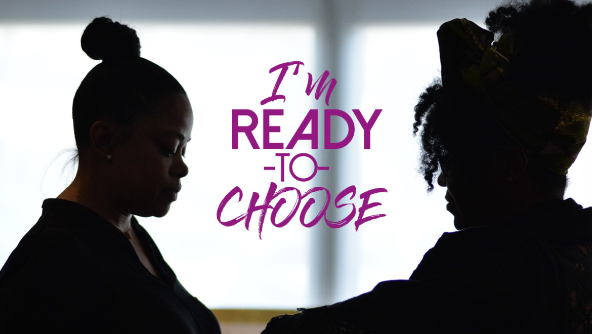 I'm Ready To Choose Conference – A WIN!